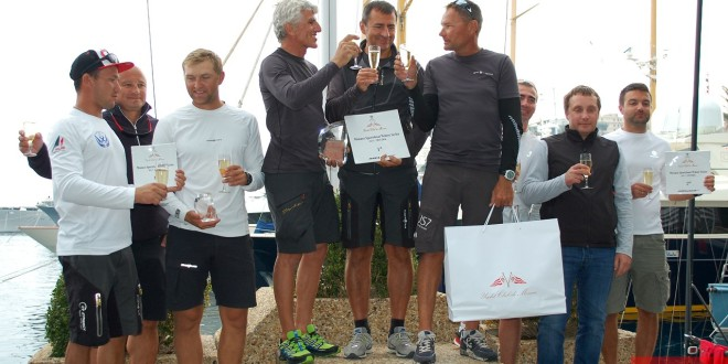 Финал Monaco Melges 20 Winter Series