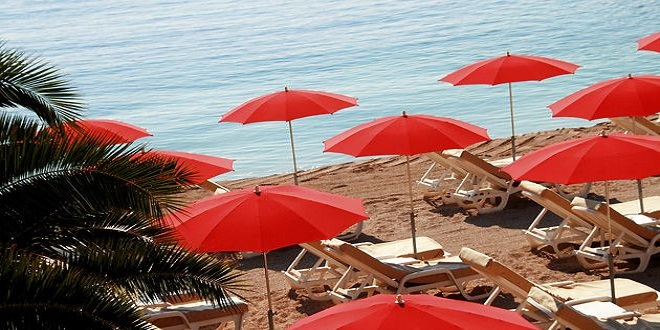 Beaches of Monaco