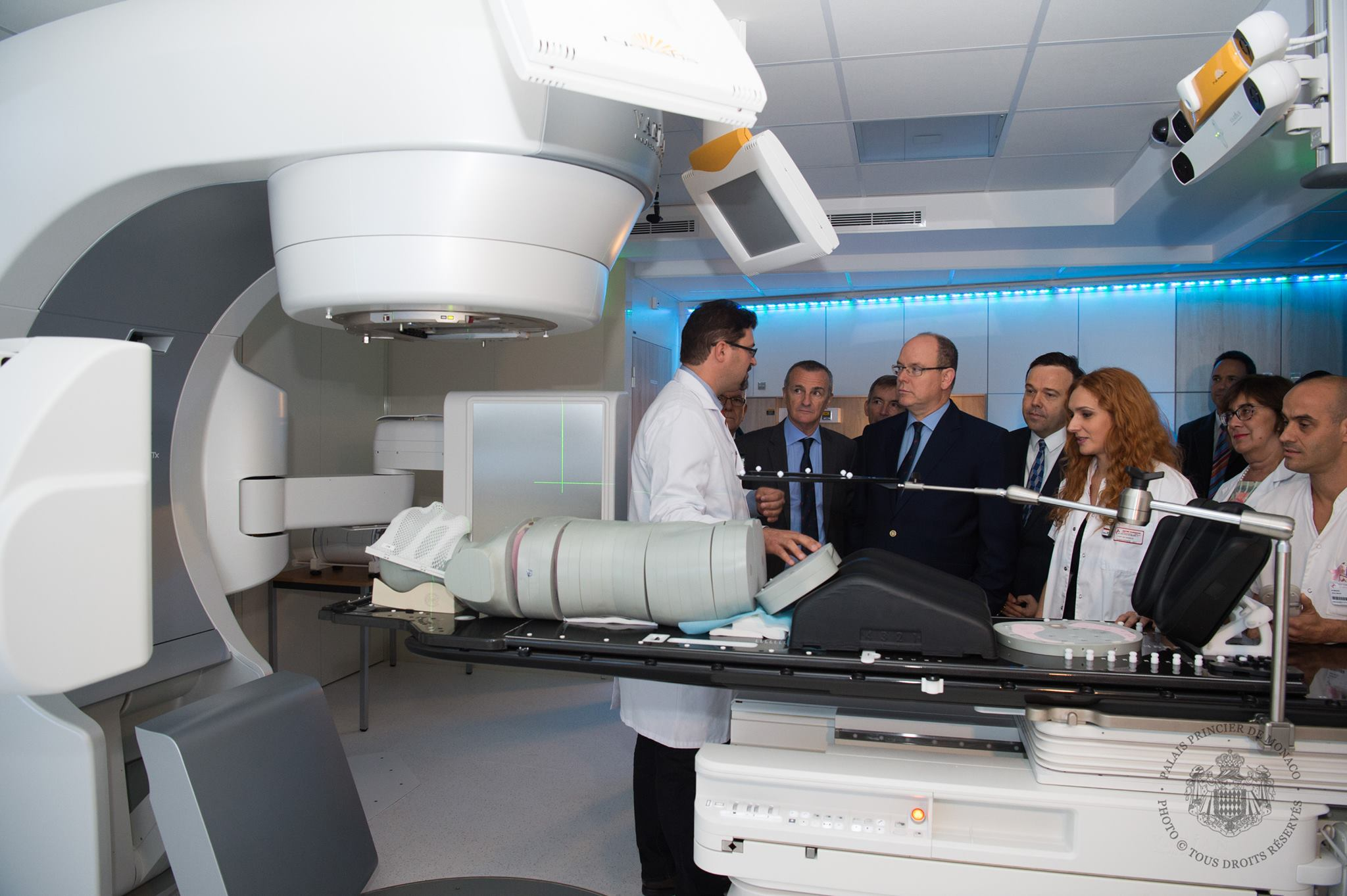 11 mln euro investment in cancer treatment