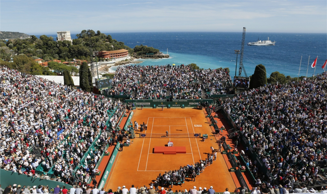 Novak Djokovic edges past Gilles Simon at Monte-Carlo Rolex Masters