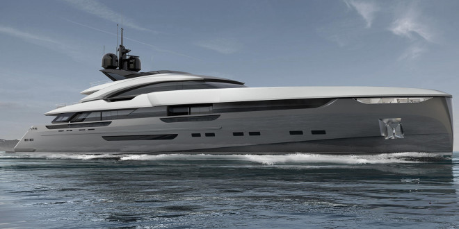Superyacht Vector