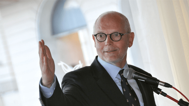 Serge Telle, Minister of State of Monaco