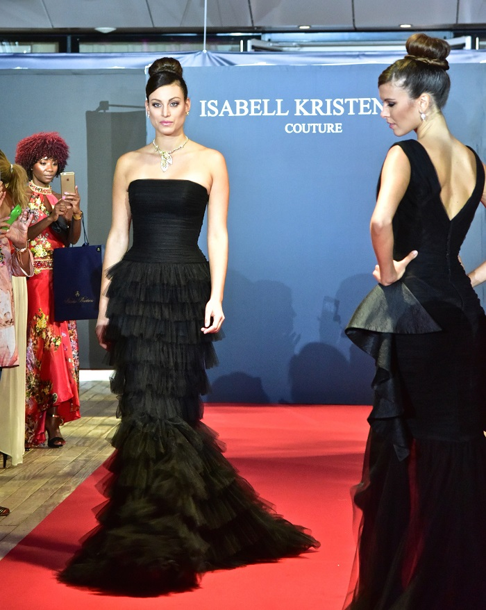 Isabell Kristensen evening and cocktail dresses