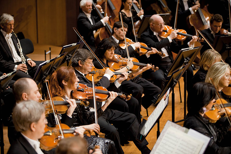 Christmas concert by the Monte-Carlo Philharmonic Orchestra