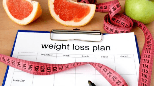 Weight loss with Susan Tomassini