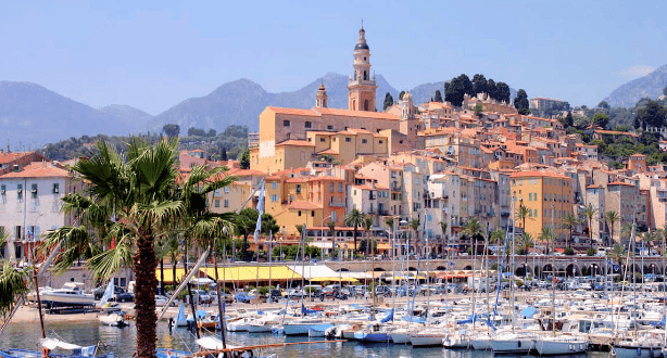 Discovering Menton