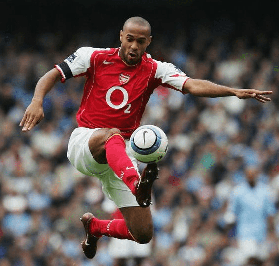 Thierry Henry AS Monaco
