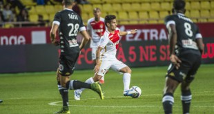 Football Match: AS MONACO vs. ANGERS SCO