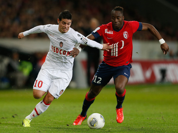 Football Match: AS MONACO vs. LOSC LILLE