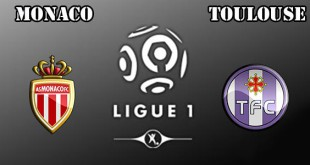 Football Match: AS MONACO vs. TOULOUSE FC
