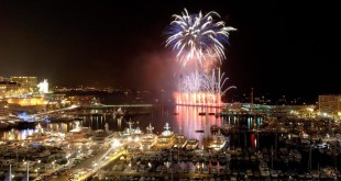 New Year's Eve in Monaco