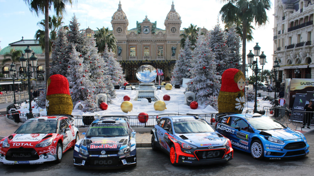 85th edition of the Monte-Carlo Rally