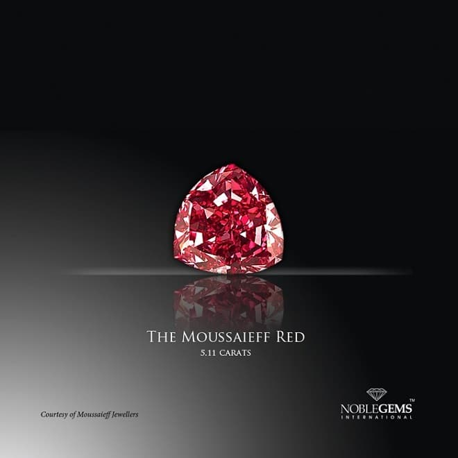 The Moussaieff Red