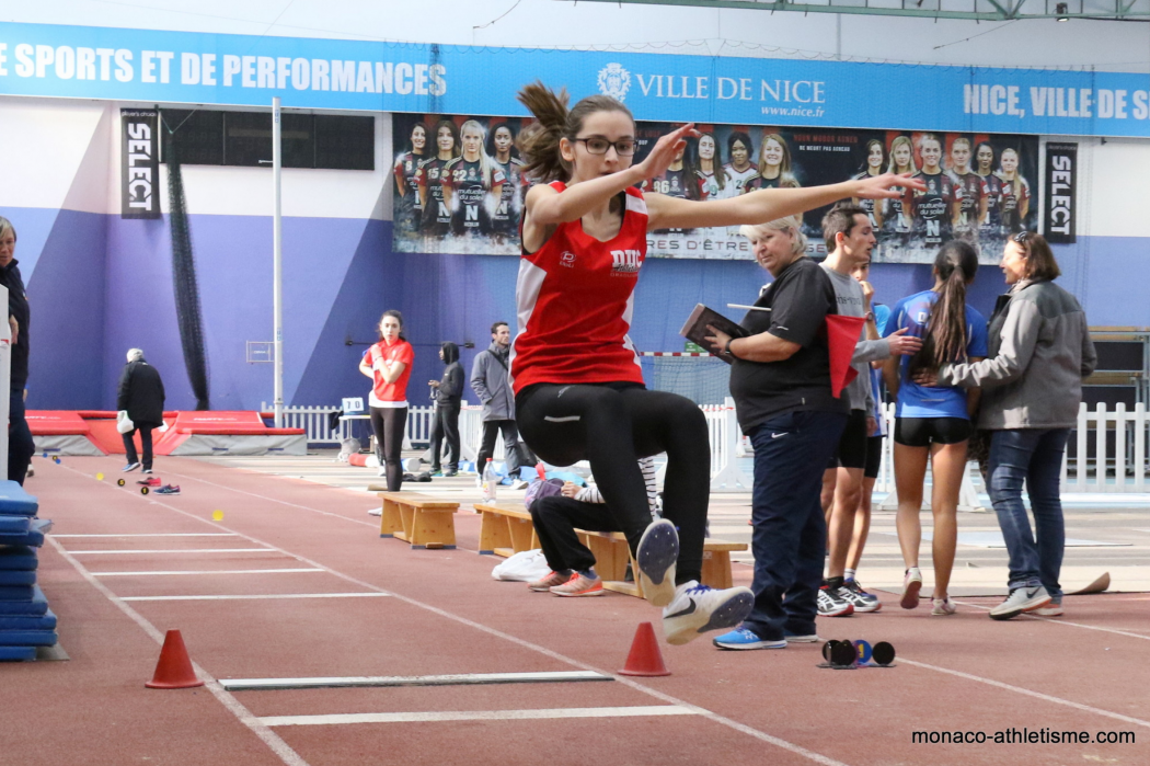 ASM Athletics Competition Results