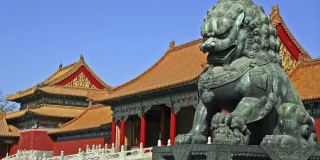 Forbidden-City of Beijing