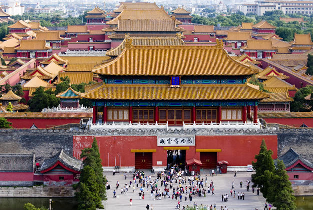 Exhibition: The Forbidden City in Monaco