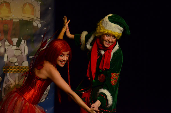 """Shows for children """"Fairy Sidonie and the Magic of Travelling"""""""