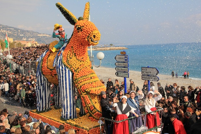 Menton 84th Lemon Festival