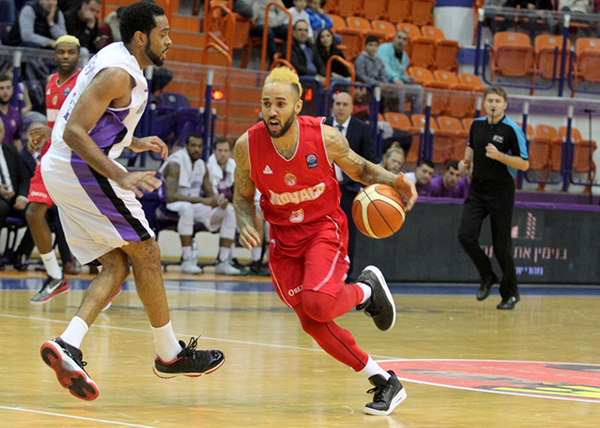 Roca Team wins 73-67 against Ironi Nahariya
