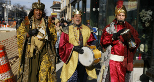 Epiphany or Three Kings Day