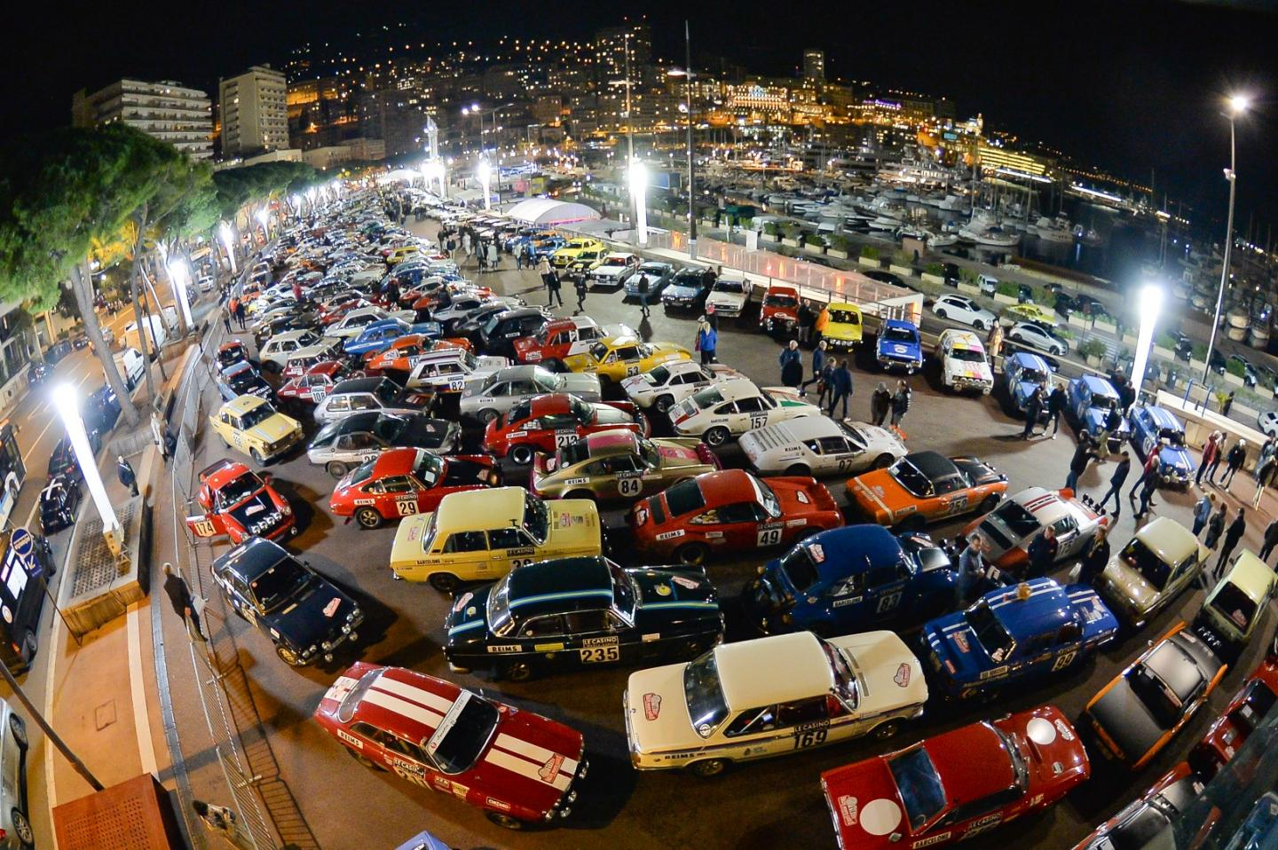 20th Historical Monte Carlo Rally