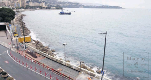 Seafront Extension project