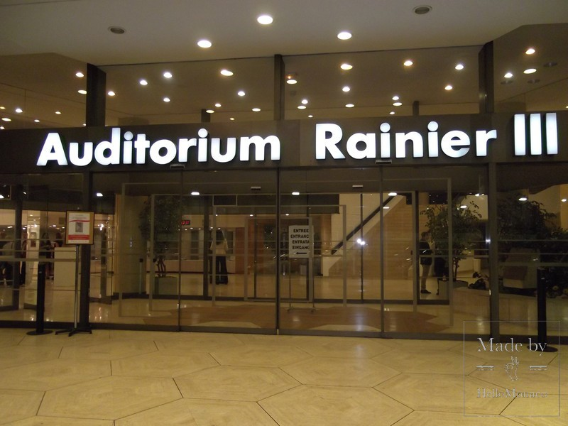 Auditorium Rainier III