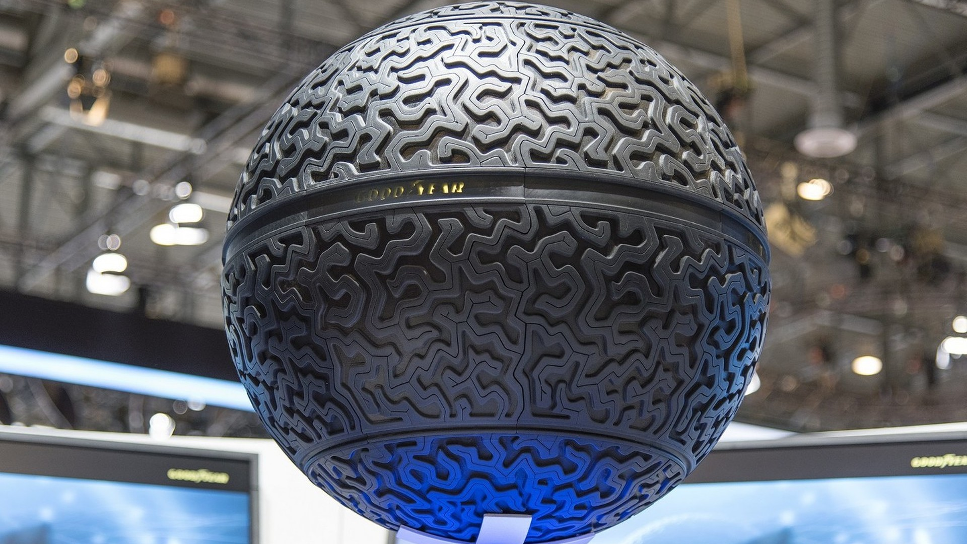 Goodyear Sphere Tire