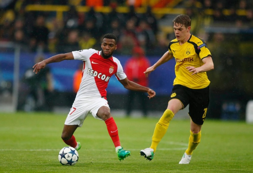 AS Monaco vs Dortmund