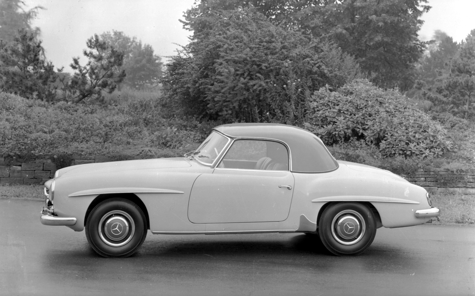 Mercedes 190 SL from Princess Grace
