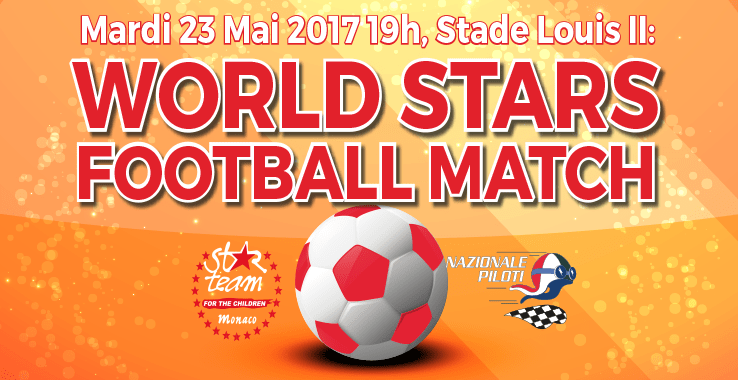 25th World Stars Football Match