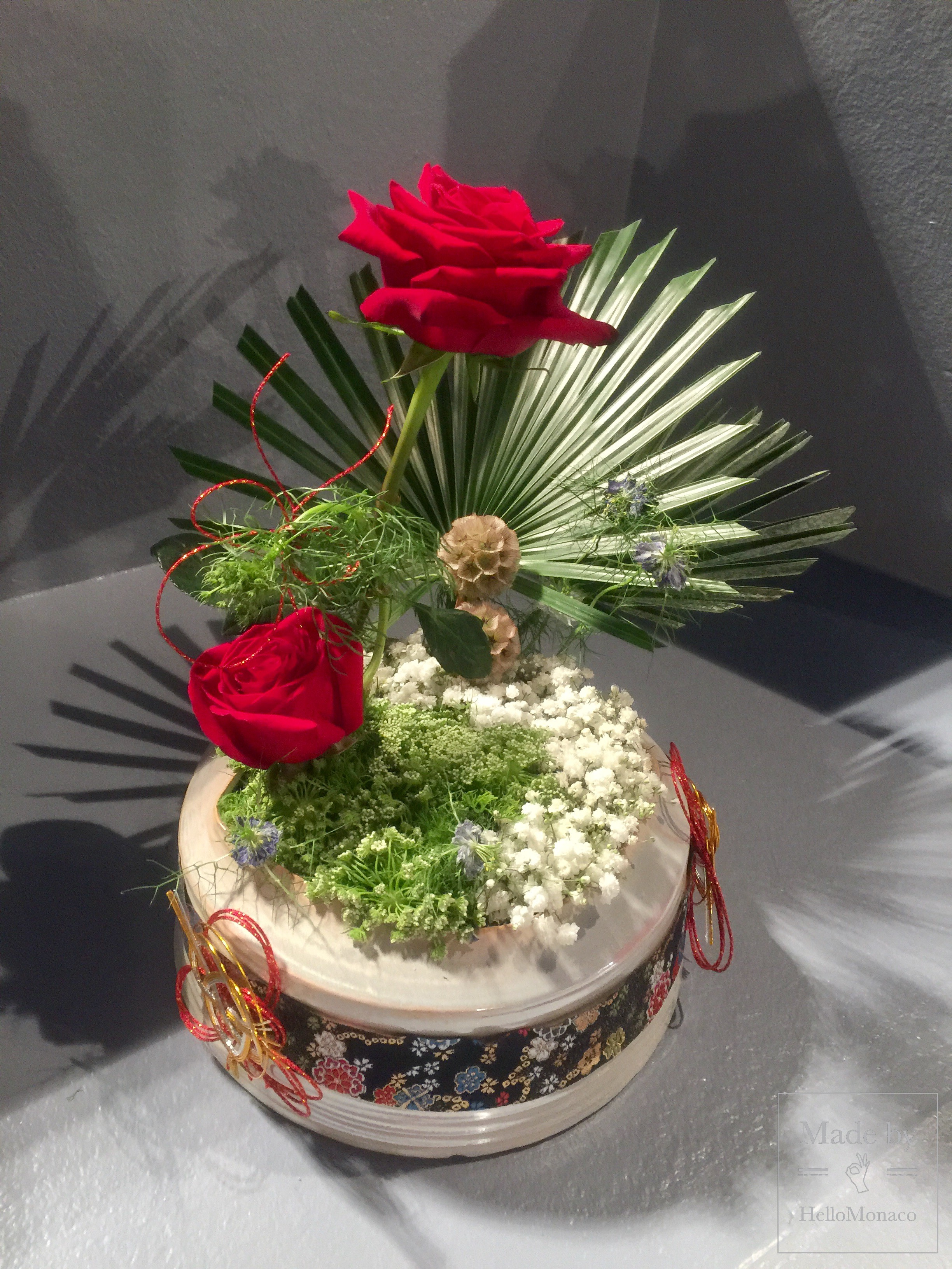 annual International Bouquet contest