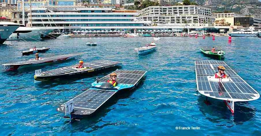 Monaco Solar Electric Boat Challenge on Solar System Projects For Kids