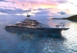 Roberto Curtó has introduced a superyacht concept