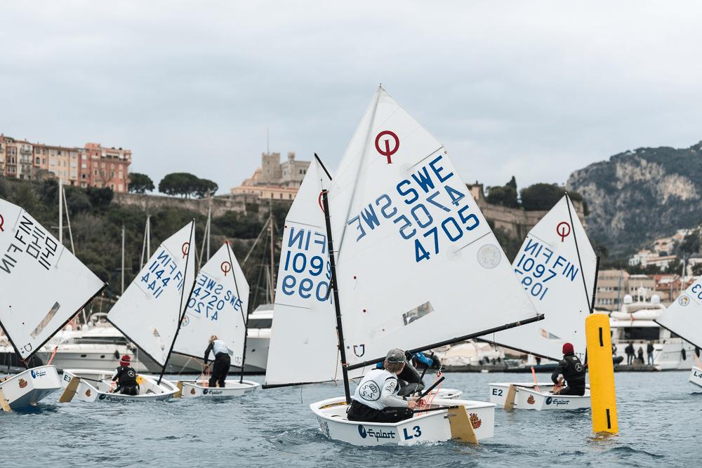 Monaco Optimist Team Race