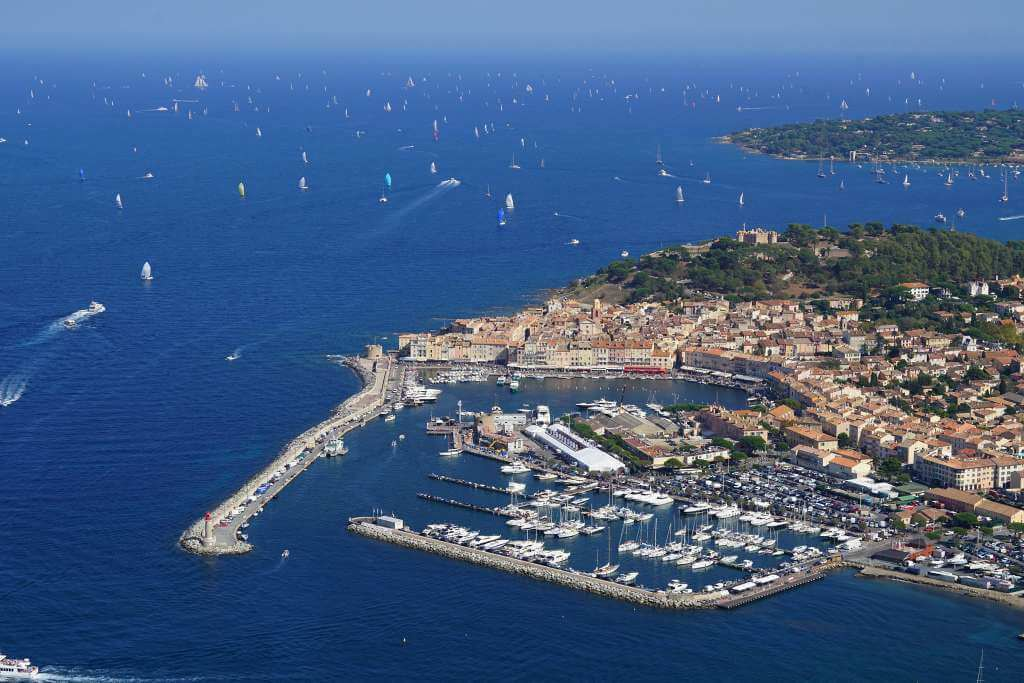 Saint-Tropez – The Jet-Setters' Pearl