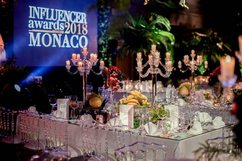 Influencer Awards in Monaco