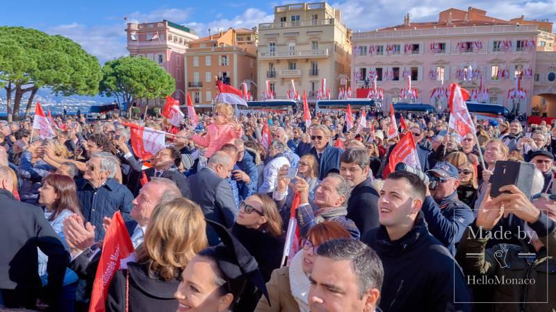 Monaco National Day