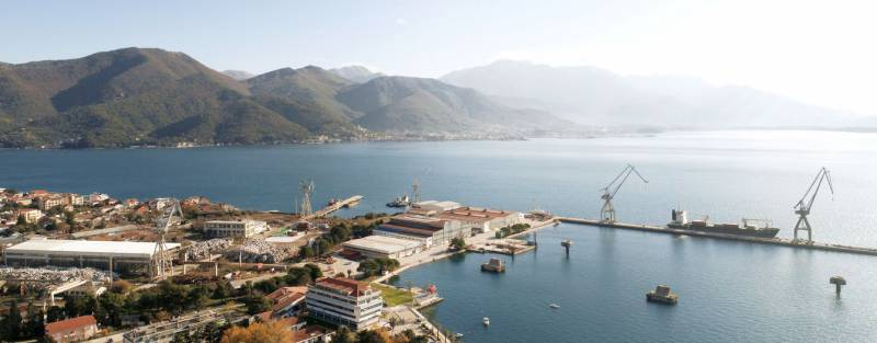 New Horizon: Damen to develop refit yard in Montenegro