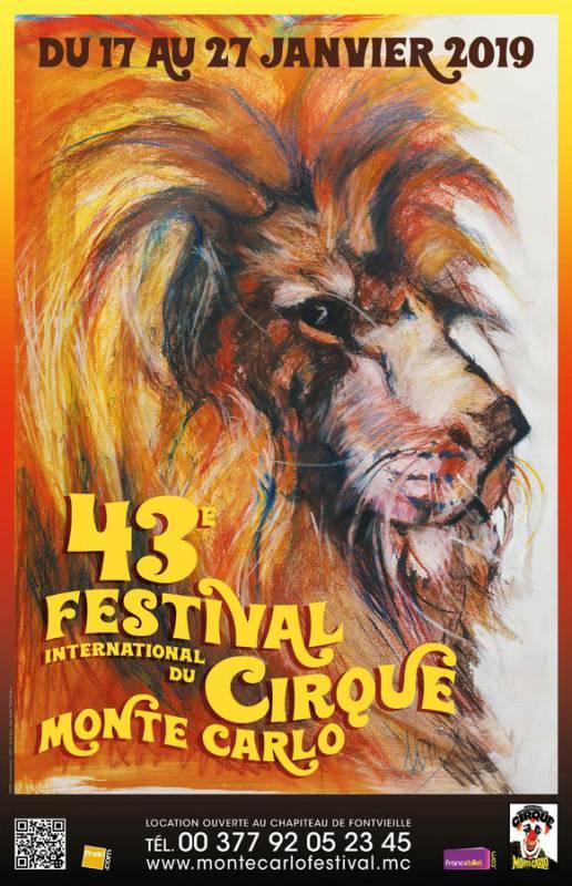 43rd Monte-Carlo International Circus Festival Program Announced