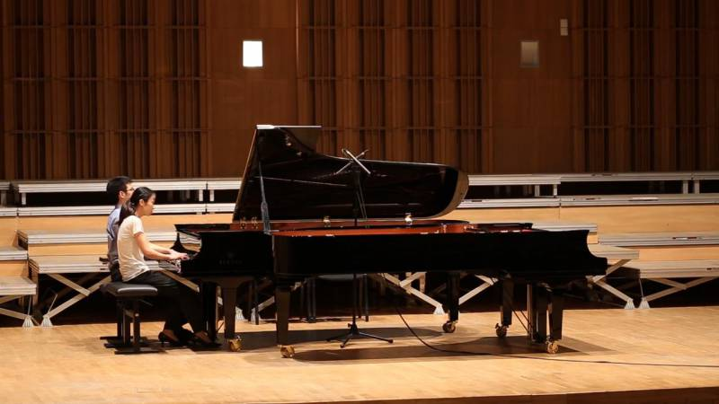 6th International Four Hands Piano Competition: New Talent Charms Monte Carlo