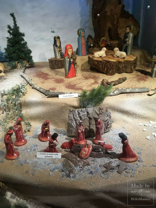 Monaco's Nativity Trail