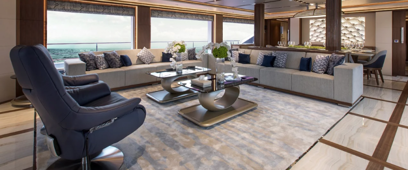 Look inside Gulf Craft's first Majesty 140