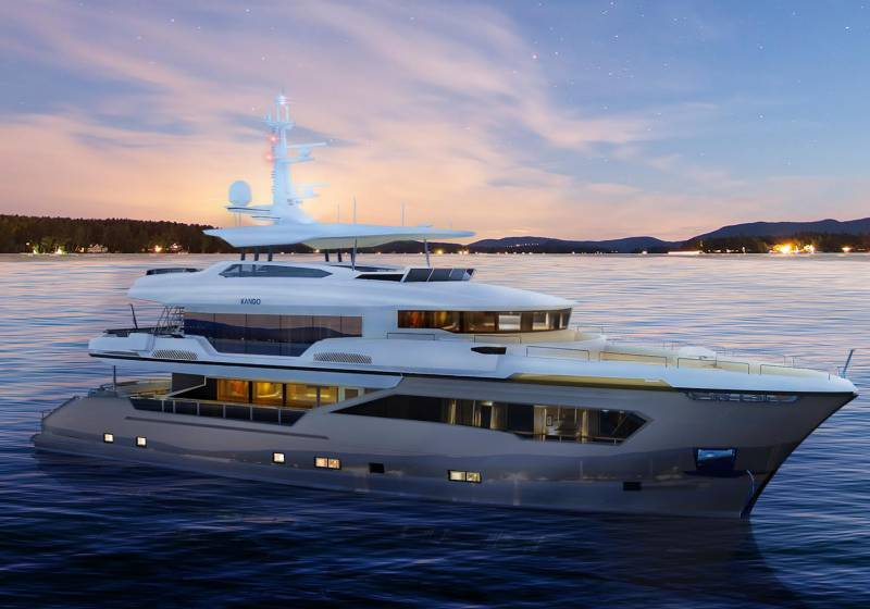 This Is The Yacht That Rafael Nadal Has Chosen To Cruise The Bahamas And Other Monaco News