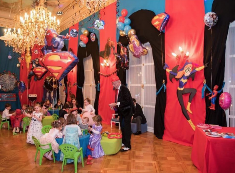 Prince Jacques and Princess Gabriella's Fourth Birthday Party
