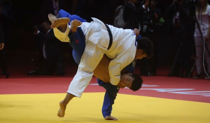 25-й Международный турнир по дзюдо