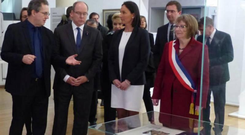 Дела княжеские: князь Монако завершил маршрут «дороги памяти»