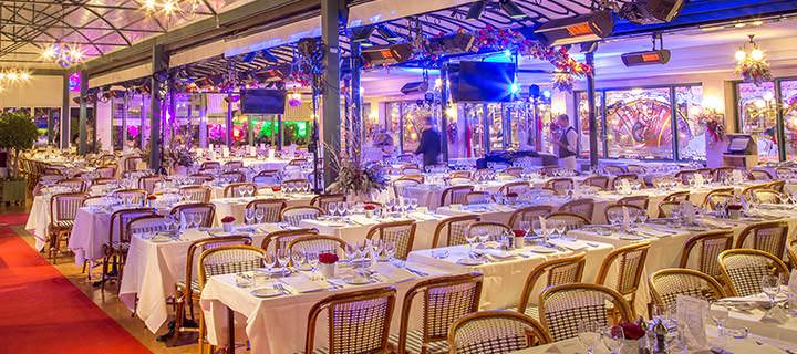 2019: как отметить Новый год и Рождество в Монако
