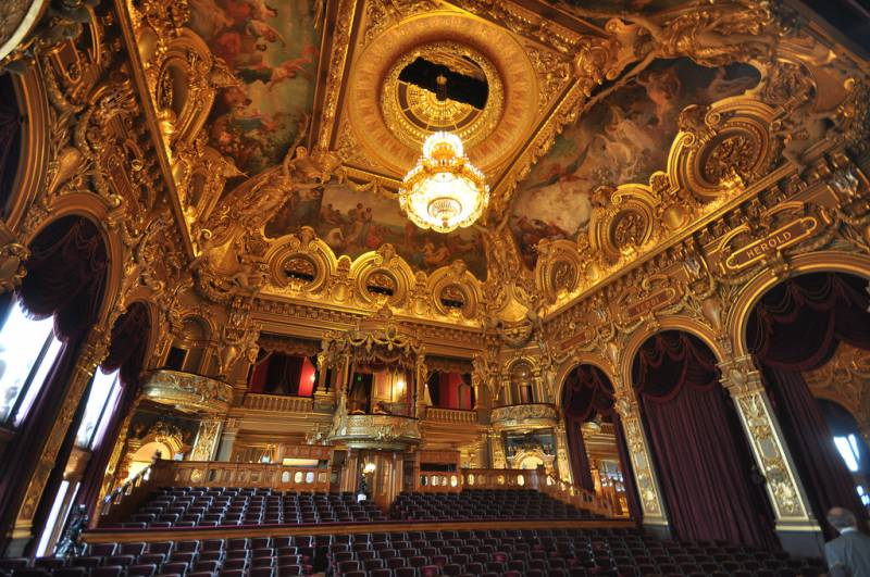 140 years of Monte-Carlo Opera: from Princess Florentine to Verdi