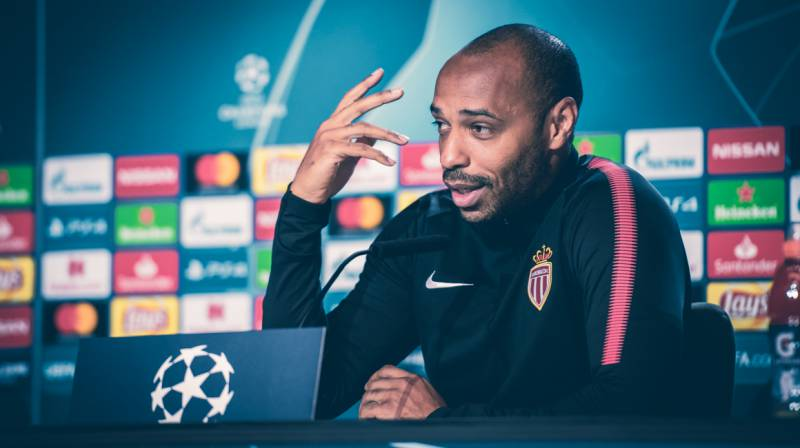 Thierry Henry: «We will not give up», the Red & Whites into the semifinal of the Coupe de la Ligue